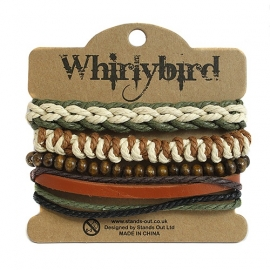 Whirly bird Armband - S93