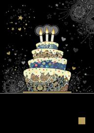 M132 Decorative Cake - BugArt