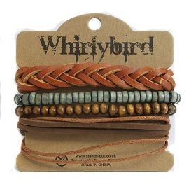 Whirly bird Armband - S84
