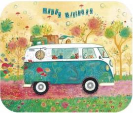 "Jehanne Weyman ""The Van"" - TV 180"
