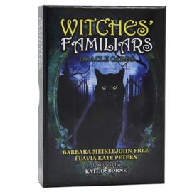Witches Familiars Oracle - Kate Osborne