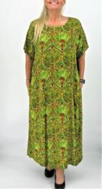 Helena Lime Green