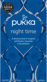 Night Time - Pukka thee