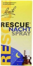 NACHT Bach  Rescue remedie - SPRAY - 20 ml