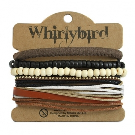 Whirly bird Armband - S88