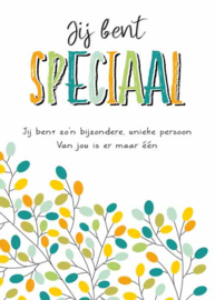 Jij bent speciaal