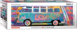 Samba Pa'Ti - Love Bus VW - (1000) - puzzel