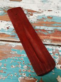Wierookplankje 15 cm - naturel hout