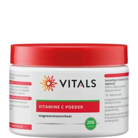 Vitamine C poeder (magnesiumascorbaat) - 200 gram