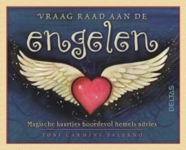 Vraag raad aan de Engelen - Toni Salerno - Bestseller