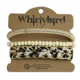 Whirly bird Armband - S74