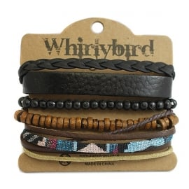 Whirly bird Armband - S96