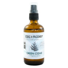 Green Cedar Aromatherapy Spray - 100 ml