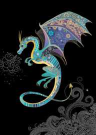 M159 Blue Dragon - BugArt