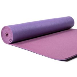 Yoga mat - Yogi & Yogini PVC Deluxe Paars