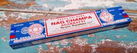 Wierook Satya NAG CHAMPA incense - 15 gram
