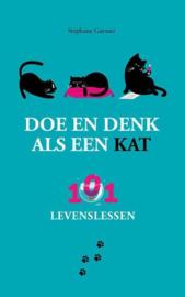 Boek - Doe en denk als een kat - 101 levenslessen