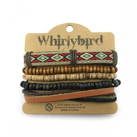 Whirly bird Armband - S43