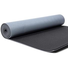 Yoga mat - Yogi & Yogini PVC Deluxe Antraciet