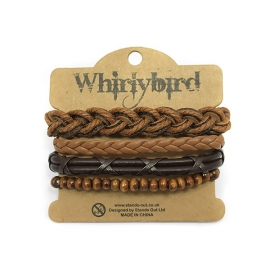 Whirly Bird Armband - S26