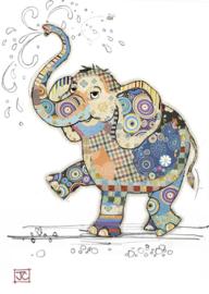 G010 Eddie Elephant - BugArt