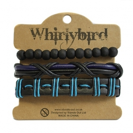 Whirly bird Armband - S106