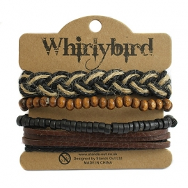 Whirly bird Armband - S58