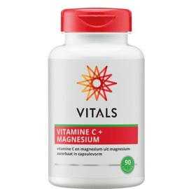 Vitamine C met magnesium - 90 capsules