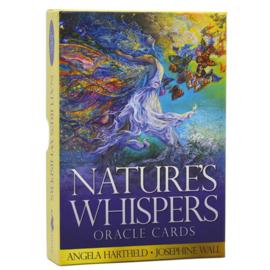 Josephine Wall  - Nature's whispers