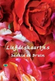 Liefdeskaartjes - Saskia de Bruin