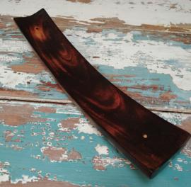 Wierookplankje 30 cm - ongeverfd hout