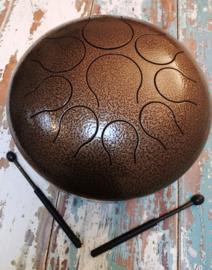 Steel tongue drum ~ 30 cm