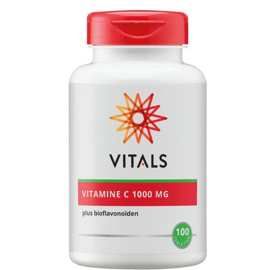 Vitamine C 1000 mg - 100 tabletten