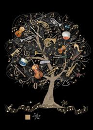 M138 Music Tree - BugArt