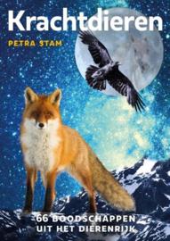 Krachtdieren kaarten - Petra Stam