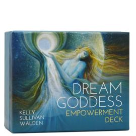 Dream Goddess Empowerment Deck - Kelly Sullivan Walden