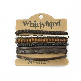 Whirly Bird Armband - S37
