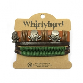 Whirly Bird Armband - S9