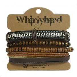 Whirly bird Armband - S55