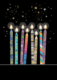 M160 Candles - BugArt