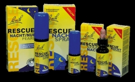 10 ml NACHT  Rescue Remedie - druppels