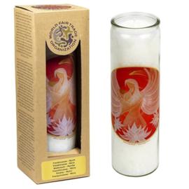Geurkaars Engelen 'Lotus Angel of Love'