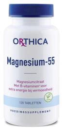 Magnesium 55- 120 tabletten