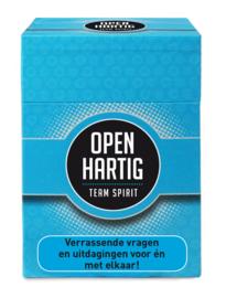Open Hartig - Team Spirit