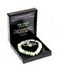 Charmology armband rond - Veel Geluk - Jade
