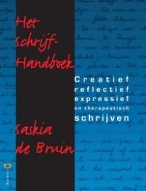 Het Schrijfhandboek - Saskia de Bruin