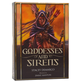 Goddesses and Sirens - Stacey Demarco