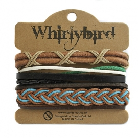 Whirly bird Armband - S105