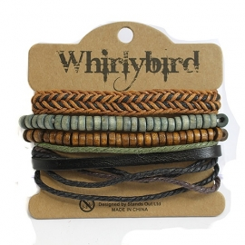 Whirly bird Armband - S116