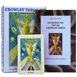 Crowley Tarot Set